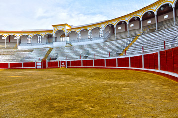 Pozoblanco, Córdoba, plaza de toros, tauromaquia