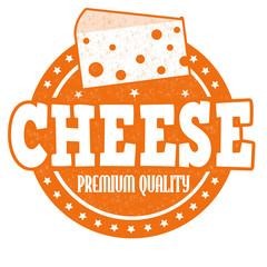 Cheese stamp