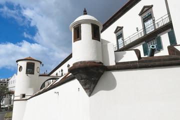 Military museum of Sao Lourenco Palace, Funchal, Madeira