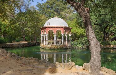 Seville - The summer house Maria Luisa park