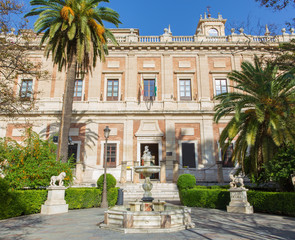 Seville - The General Archive of the Indies