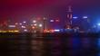 Avenue  Stars Laser Show in Hong Kong
