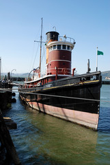 steamboat in San Francisco
