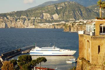 Marina Piccola, Sorrento, Italy