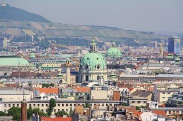 Wien ist eine Baustelle