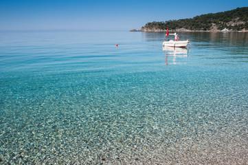 Oludeniz beach, Fethiye (Turkey)