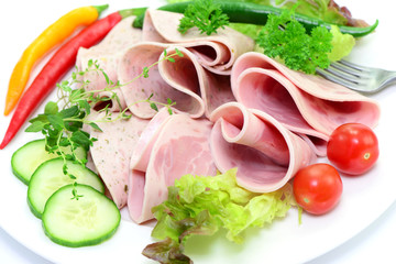 Gemüse Wurst