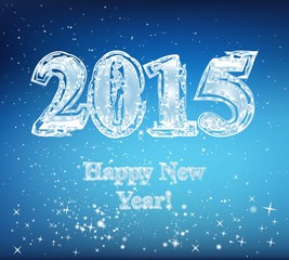 Happy New Year 2015 Christmas