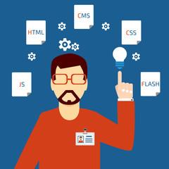 Developer of Web