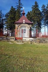 chapel on Murinkovy vrch