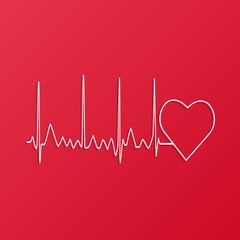 Heart Monitor Illustration
