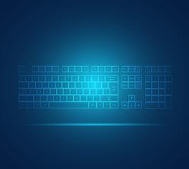 Keyboard Illustration