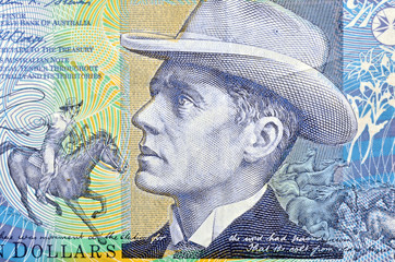 Banjo Paterson  - Australia