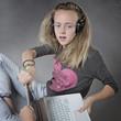 mère confisquant ordinateur