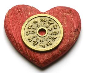 Horoskopi kinez Astrología china 中國占星學 Saint Valentine