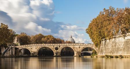 Ponte Sisto e San Pietro