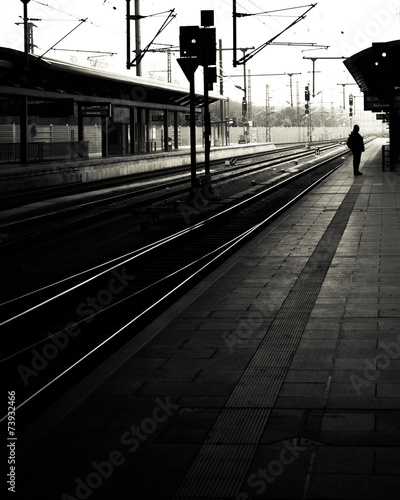 Bahnhof - 73932466