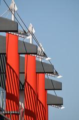 Detail moderner Architektur 6