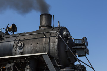 Steam Engine Closeup