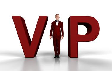 businessman VIP