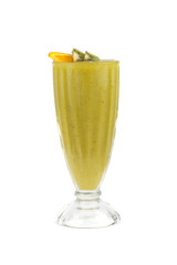 kiwi and passionfruit cocktail