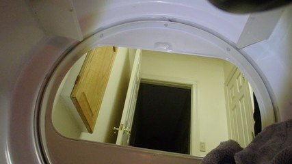 Loading the Dryer