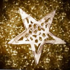 Weihnachtlicher Stern