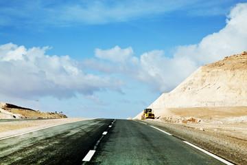 Straße in Marokko 946