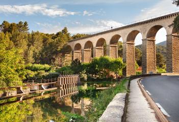 Fontaine de Vaucluse, Provence, France