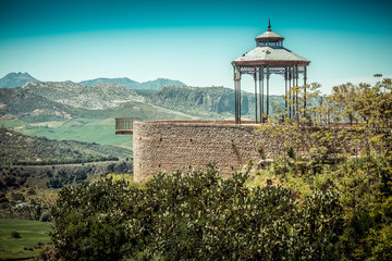 Viewpoint in Ronda