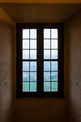 Finestra castello Torrechiara