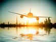 plane flies - 73942242