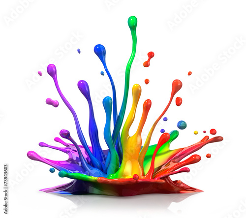 Farbspritzer 3 - 73943603
