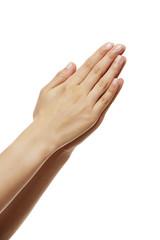 gefaltete Hände