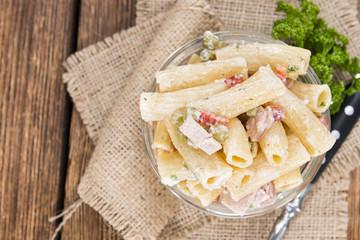 Pasta Salad with ham