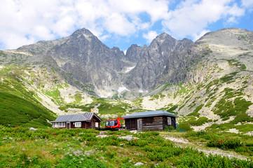 High Tatras mountains, Lomnicky Peak, Slovakia, Europe