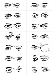 eyes with emotions1