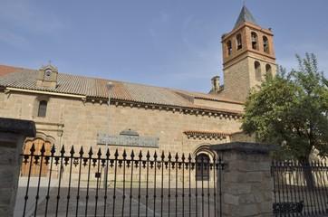 Basilica in Merida, Spain