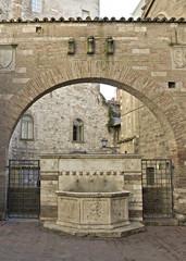 Fountain at Perugia