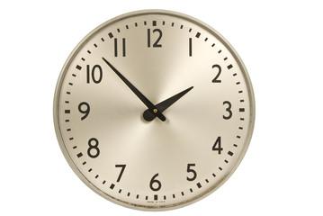 Old industrial Wall Clock