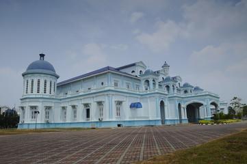 Sultan Ismail Mosque in Muar