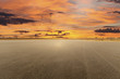 El Mirage Dry Lake Sunset - 73951286
