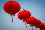 Red lanterns - 73952666