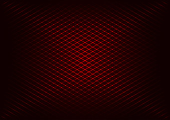 Abstract background of diagonal strips grid