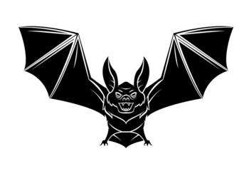 Bat Tattoo