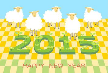 2015 お芽でとう 快晴
