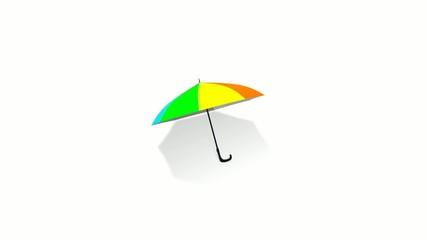 umbrella turn