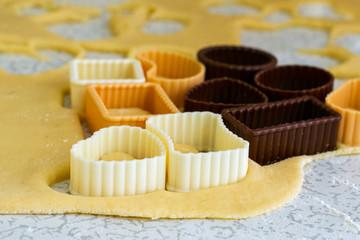 Изготовление печенья