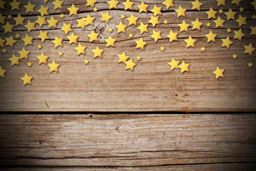 Goldene Sterne