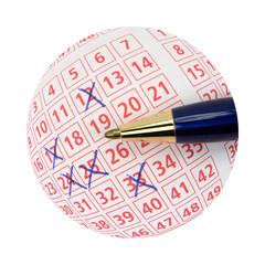 Lottospiel